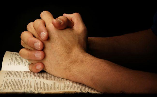praying for the church