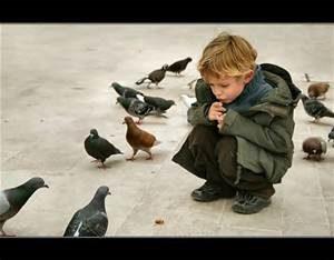 Patient Child w Pigeons
