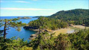 Jedidiah Island, BC, Canada